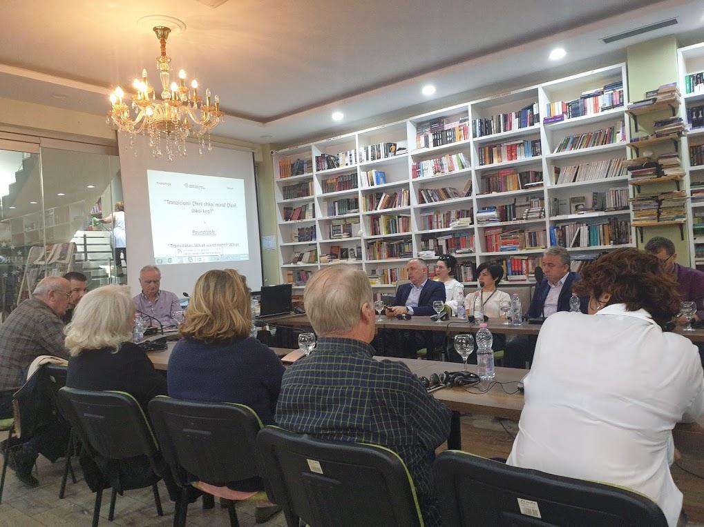 AEJ Albania merr pjesë në tryzën e rrumbullakët me temë Tranzicioni në Europën Juglindore