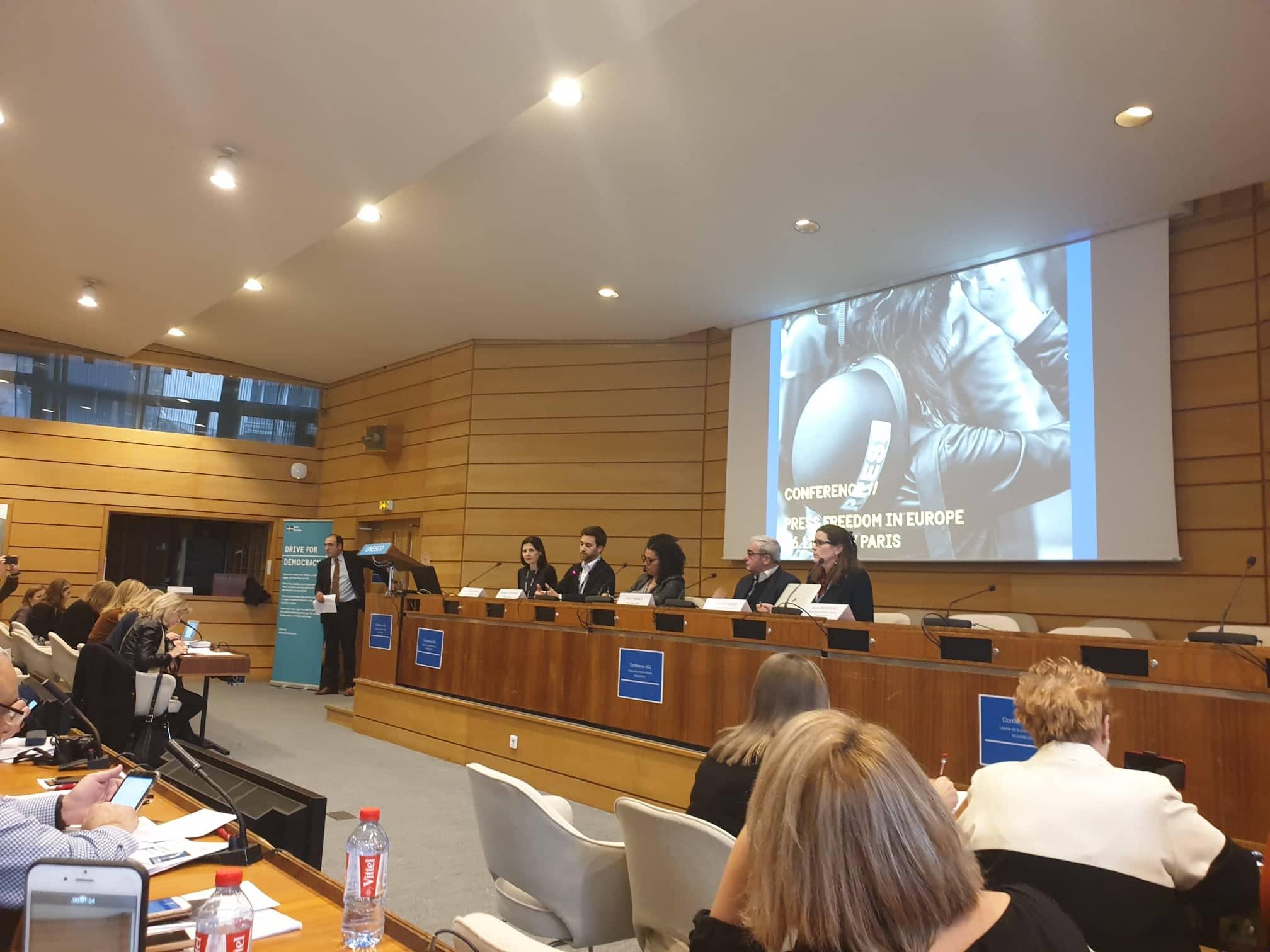 AEJ Zhvillon Kongresin e 2019 në Paris, Francë